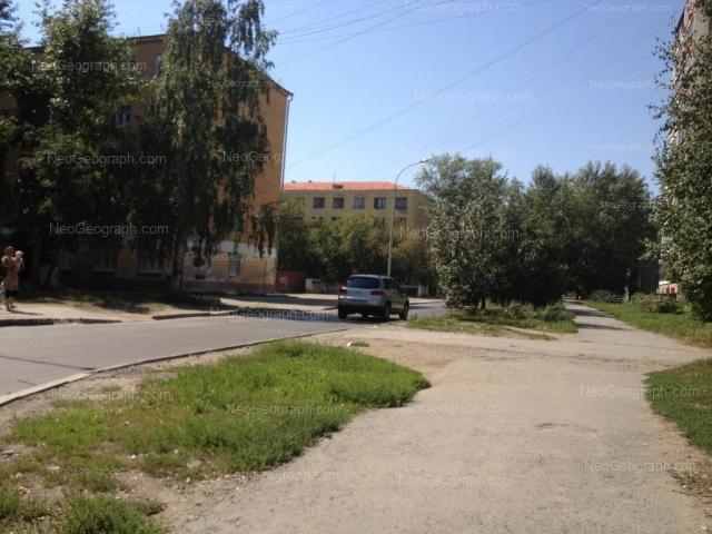 Адрес(а) на фотографии: Комсомольская улица, 70, Екатеринбург