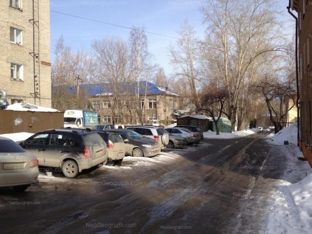 Адрес(а) на фотографии: Первомайская улица, 99, 108, Екатеринбург