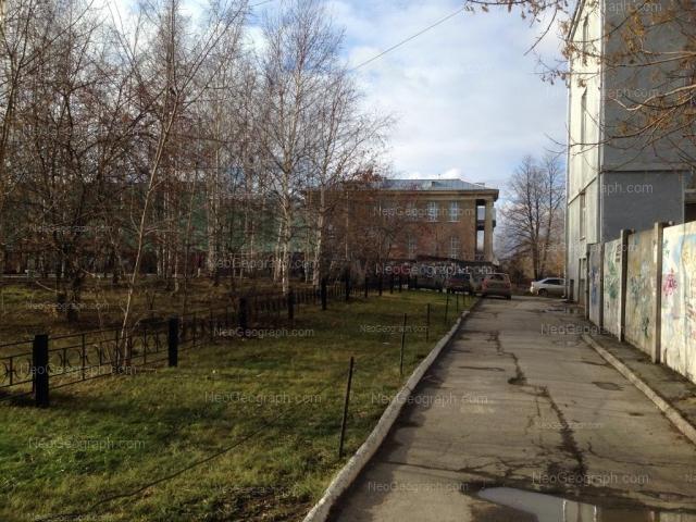 Адрес(а) на фотографии: улица Софьи Ковалевской, 3А, Екатеринбург