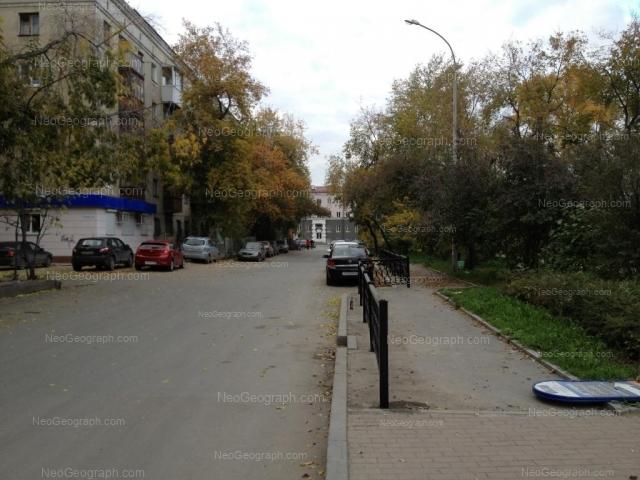 Адрес(а) на фотографии: улица Челюскинцев, 33А, Екатеринбург