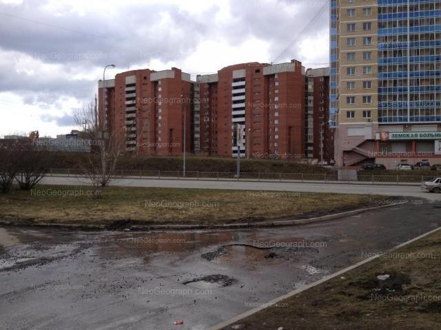 Адрес(а) на фотографии: улица Готвальда, 14а, 16, 18, Екатеринбург