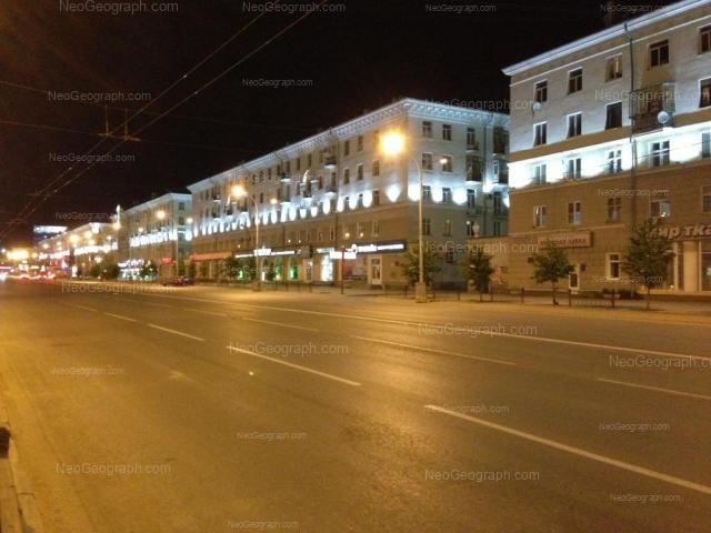 Адрес(а) на фотографии: улица Свердлова, 34, 56, 58, Екатеринбург