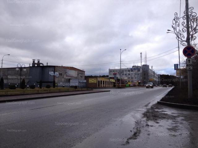 Address(es) on photo: Zoologicheskaya street, 7Б, 9, Yekaterinburg