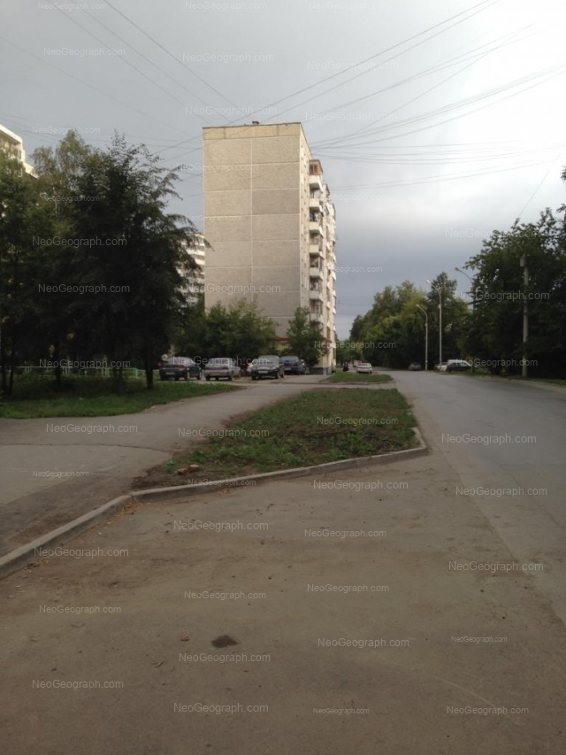 Address(es) on photo: Agronomicheskaya street, 6А, Yekaterinburg