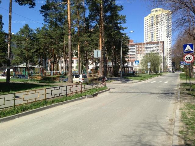 Адрес(а) на фотографии: Кунарская улица, 57, Екатеринбург