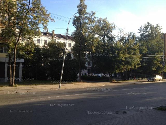 Адрес(а) на фотографии: Первомайская улица, 58, 60, Екатеринбург