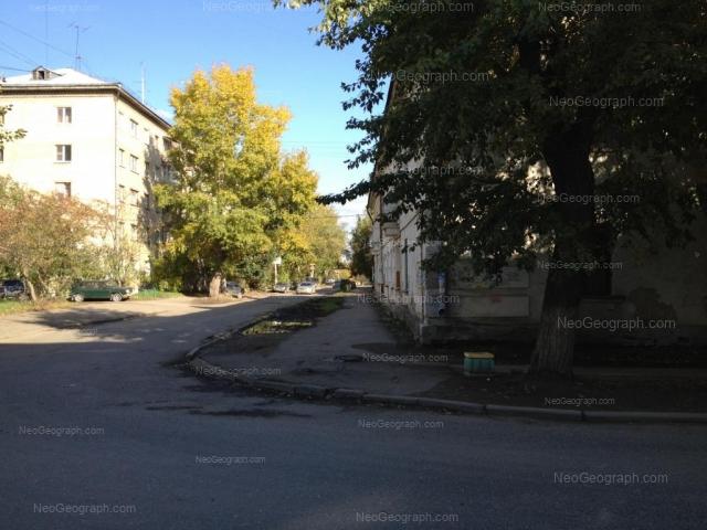 Адрес(а) на фотографии: Инженерная улица, 20, Екатеринбург