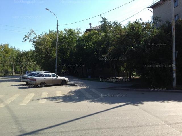 Адрес(а) на фотографии: Санаторная улица, 15, Екатеринбург