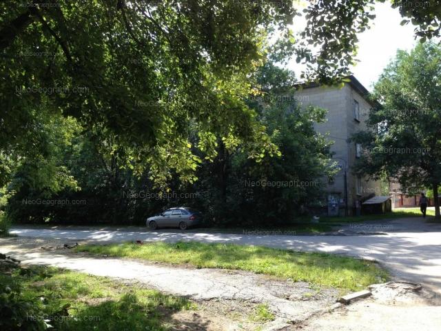 Адрес(а) на фотографии: Агрономическая улица, 74, Екатеринбург