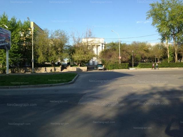 Адрес(а) на фотографии: улица Мира, 17, 17А, 19, Екатеринбург