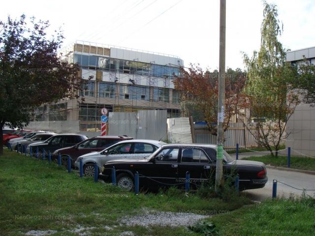 Address(es) on photo: Nachdiva Onufrieva street, 66, 70а, Yekaterinburg