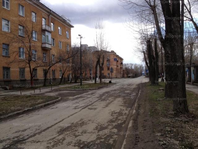 Адрес(а) на фотографии: Коуровская улица, 20, 22, Екатеринбург