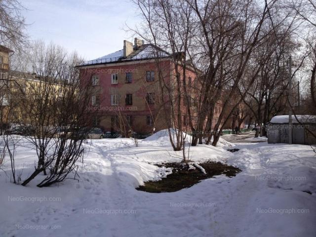 Адрес(а) на фотографии: Технологическая улица, 5, 6, Екатеринбург