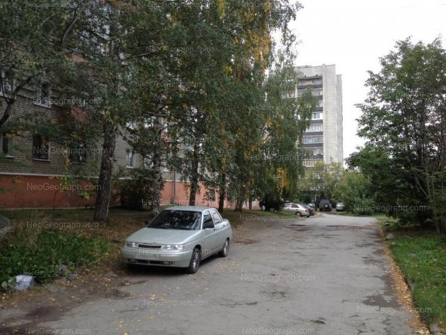 Адрес(а) на фотографии: улица Пальмиро Тольятти, 12А, Екатеринбург