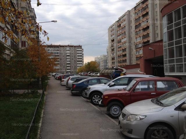 Адрес(а) на фотографии: улица Чайковского, 60, 75, Екатеринбург