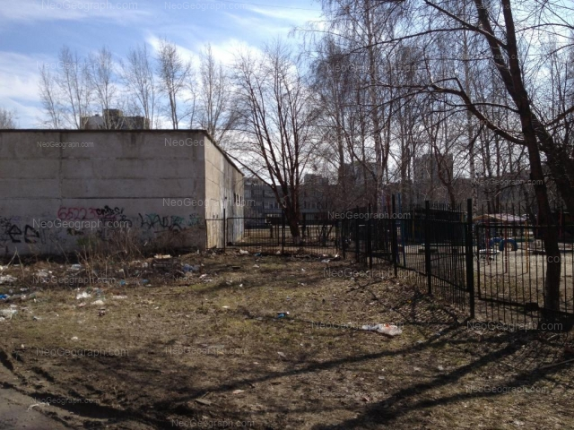 Адрес(а) на фотографии: улица Бебеля, 148, Екатеринбург
