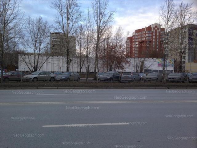 Адрес(а) на фотографии: улица Большакова, 15а, Екатеринбург