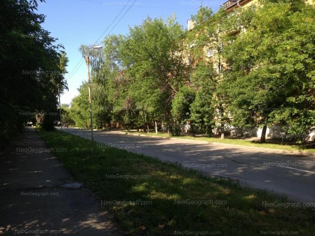 Адрес(а) на фотографии: Медицинский переулок, 3, 7, Екатеринбург