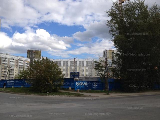 Адрес(а) на фотографии: Совхозная улица, 6, 8, Екатеринбург