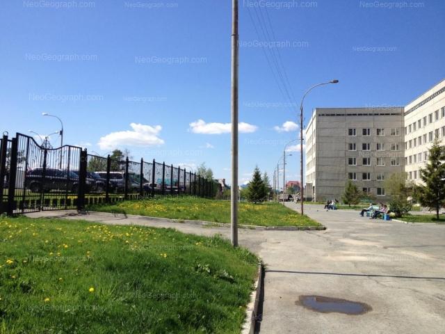 Address(es) on photo: Soboleva street, 29/3, 29/4, Yekaterinburg