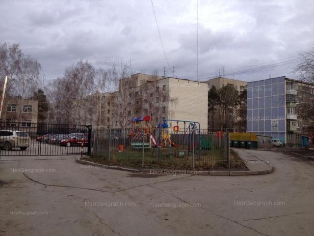 Адрес(а) на фотографии: улица Шаумяна, 98/3, Екатеринбург