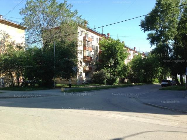 Адрес(а) на фотографии: улица XXII Партсъезда, 16, Екатеринбург