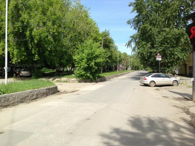Address(es) on photo: XXII partsiezda street, 2, 3, 5А, Yekaterinburg