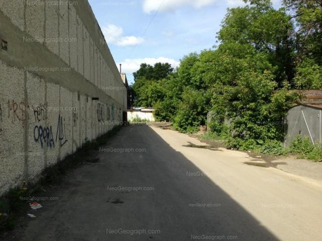 Адрес(а) на фотографии: улица Машиностроителей, 31Г, Екатеринбург