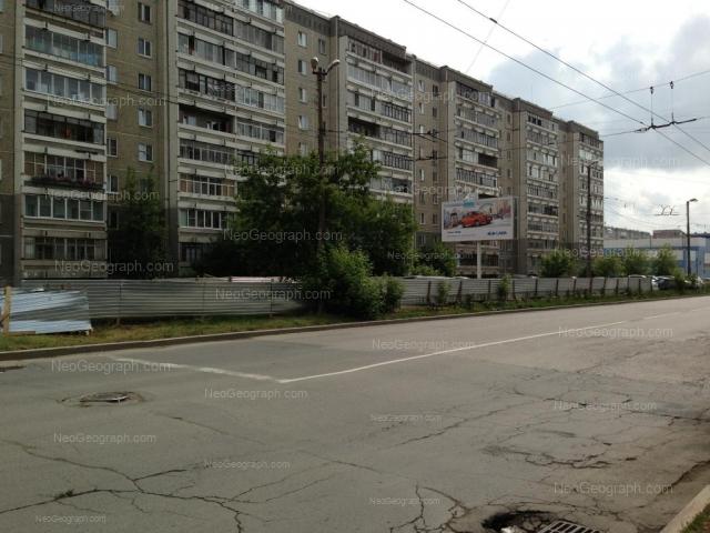 Адрес(а) на фотографии: улица Восстания, 56/4, 58, Екатеринбург