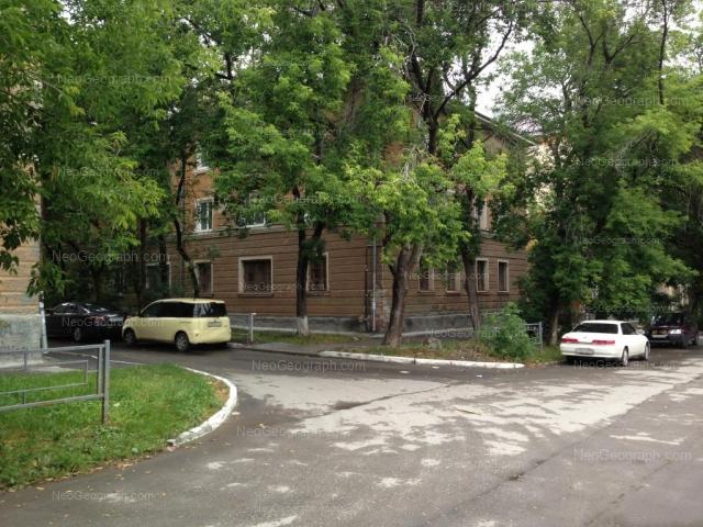 Адрес(а) на фотографии: Симбирский переулок, 5, 7, Екатеринбург