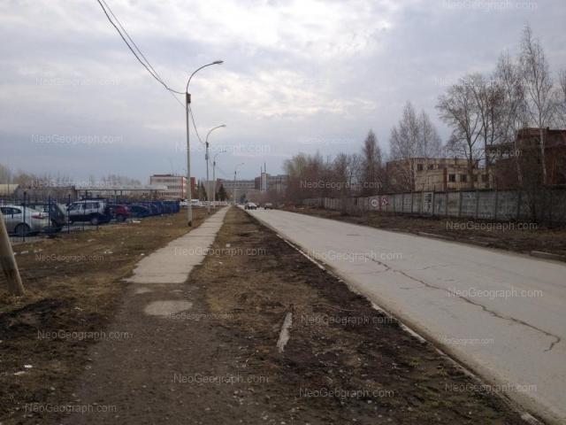 Адрес(а) на фотографии: улица Раевского, 9, Екатеринбург
