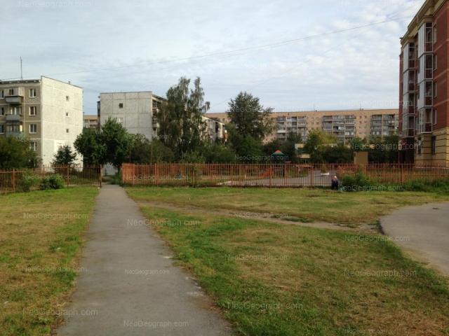 Address(es) on photo: Vikulova street, 33/2, 33/4, Yekaterinburg