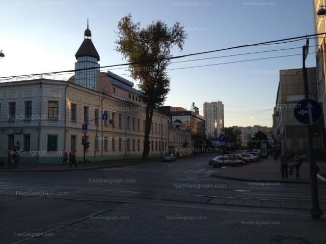 Адрес(а) на фотографии: проспект Ленина, 13Б, Екатеринбург