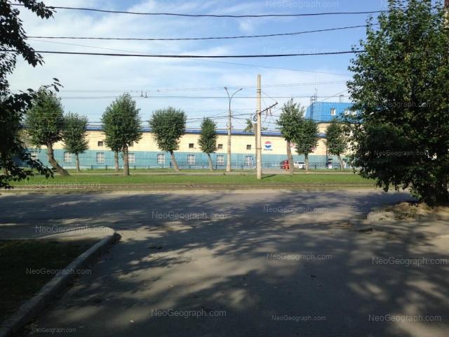 Адрес(а) на фотографии: проспект Космонавтов, 13, Екатеринбург