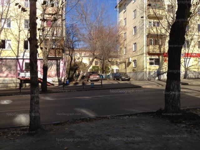 Адрес(а) на фотографии: улица Декабристов, 4, 6, 6А, Екатеринбург