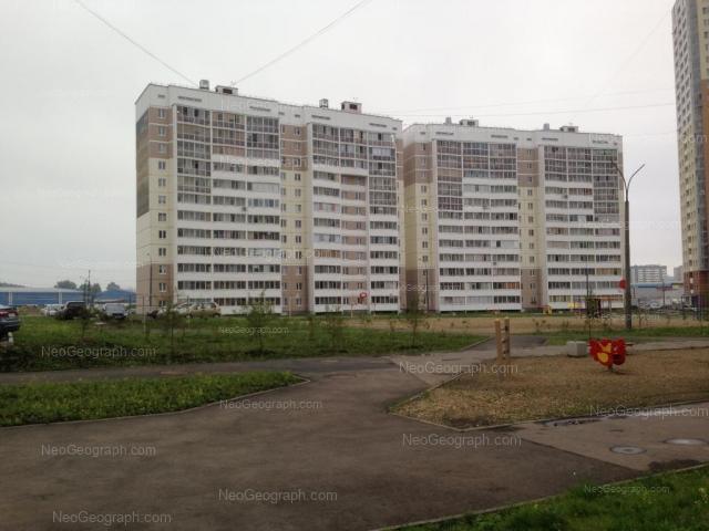 Адрес(а) на фотографии: Таганская улица, 95, 97, Екатеринбург