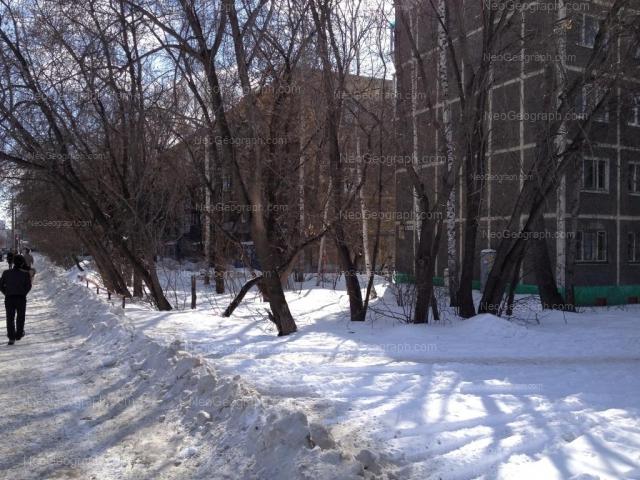 Адрес(а) на фотографии: Посадская улица, 30/1, 32/1, Екатеринбург