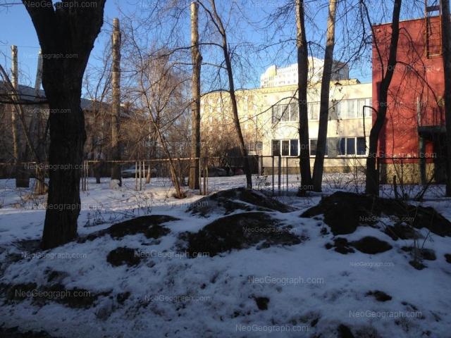Адрес(а) на фотографии: улица Красина, 2, Екатеринбург