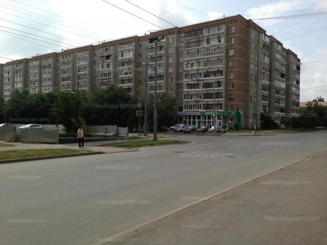 Адрес(а) на фотографии: улица Восстания, 91, Екатеринбург