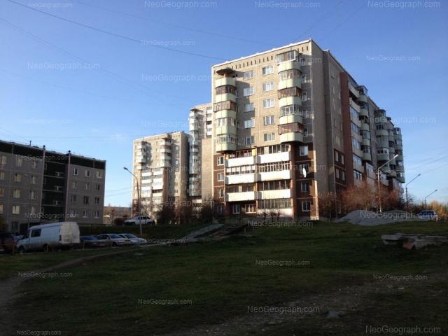 Адрес(а) на фотографии: улица Крестинского, 13А, Екатеринбург
