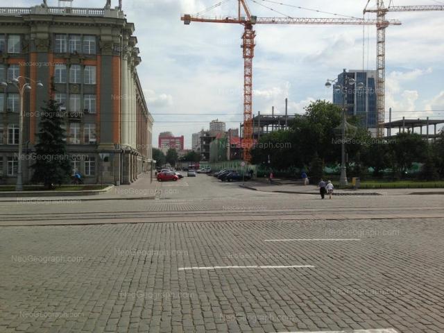 Адрес(а) на фотографии: улица Вайнера, 9а/1, Екатеринбург