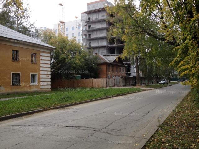 Адрес(а) на фотографии: Ботаническая улица, 20, 24, Екатеринбург