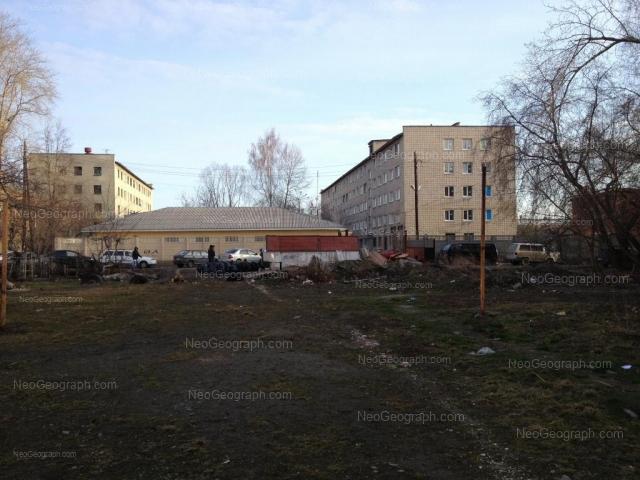 Адрес(а) на фотографии: Выездной переулок, 4А, 8, 8А, Екатеринбург