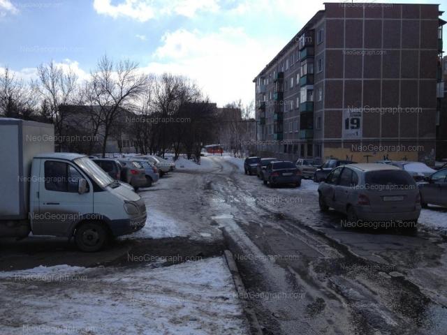 Адрес(а) на фотографии: улица Серафимы Дерябиной, 17а, 19/1, Екатеринбург
