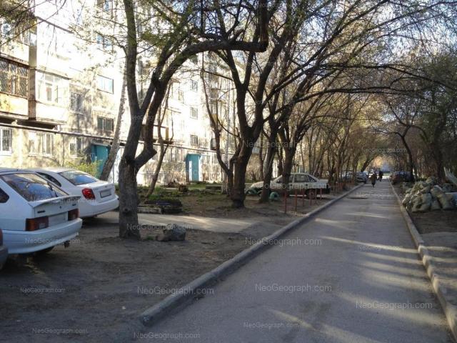 Адрес(а) на фотографии: Посадская улица, 40/1, Екатеринбург
