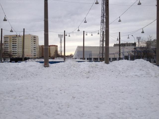 Address(es) on photo: Bilimbaevskaya street, 3, Yekaterinburg