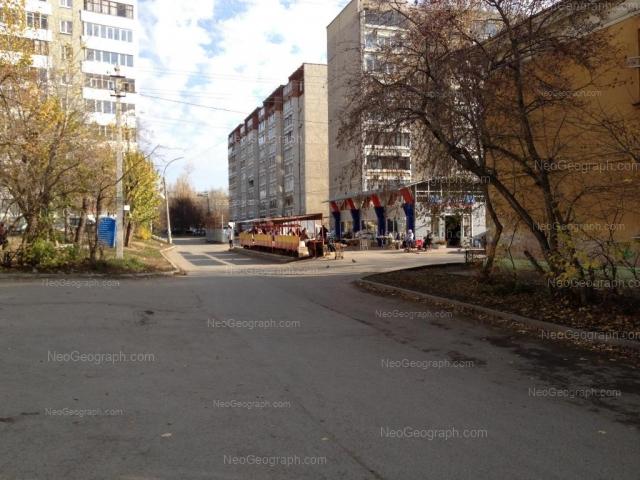 Address(es) on photo: Mnogostanochnikov lane, 16, 16/1, Yekaterinburg