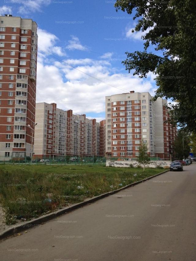 Адрес(а) на фотографии: Парниковая улица, 8, 10, 12, Екатеринбург