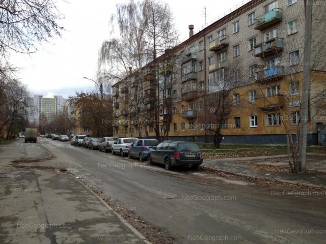 Адрес(а) на фотографии: улица Отто Шмидта, 74, Екатеринбург
