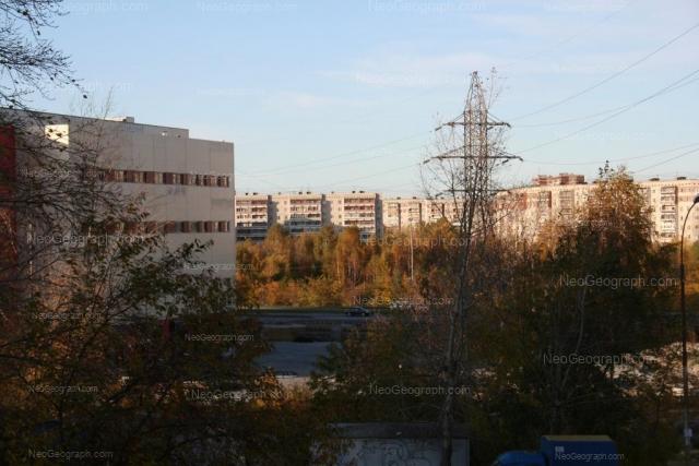 Адрес(а) на фотографии: Дублёр Сибирского тракта, 2, Екатеринбург